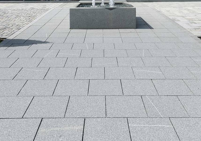 Granitplatten In Alle Grossen Vgb Natursteine