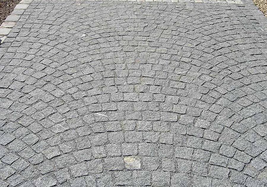 Kleinpflaster Fürstensteiner Granit