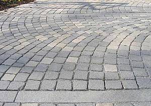 Granit Kleinpflaster gesägt gestrahlt