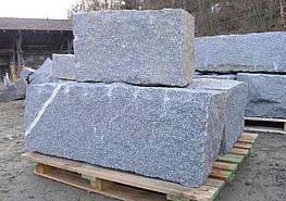 Granit Mauerblöcke