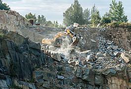 Granit aus Fürstenstein